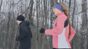 Laufen: So macht's auch im Winter Spaß