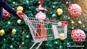 So sehr profitiert der Onlinehandel vom Weihnachtsgeschäft