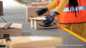 Mehr als 1,2 Millionen Amazon-Mitarbeiter weltweit