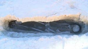 Ausgrabung in Spanien: 4.500 Tote, Mekka zugewandt