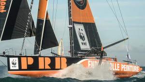 Drama vor Kap Hoorn: Vendée-Globe-Skipper von Konkurrent gerettet