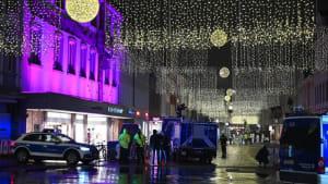 Todesfahrt in Trier - Schock in Schweden - Euronews am Abend am 01.12.