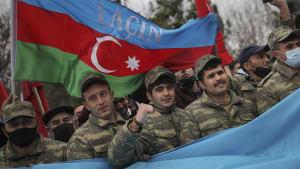 Aserbaidschan übernimmt letzte Region in Berg-Karabach