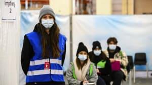Abschotten vor dem Impfen? Euronews am Abend am 02.12.