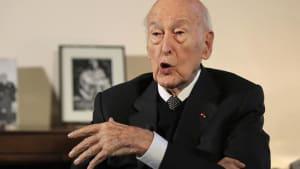 Frankreichs Altpräsident Giscard d'Estaing ist tot