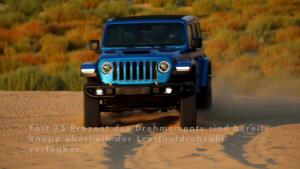 2021 Jeep® Wrangler Rubicon 392 - Spitzenleistung und viel Drehmoment