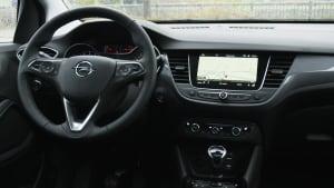 Das Opel Crossland-Interieur - Praktisch, flexibel, bestens vernetzt