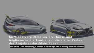Die neue Alfa Romeo Giulia GTA aus der Sicht der Menschen hinter dem Projekt