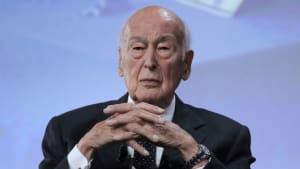 Frankreichs ehemaliger Präsident Valéry Giscard d'Estaing ist tot