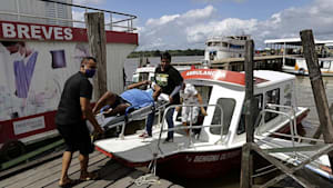 """Sorgenfalten in Brasilien und Mexiko: """"Zweite Welle kam automatisch"""""""