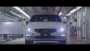 Nachhaltige Produktion - Sauberer Strom für das Volvo Werk in Chengdu