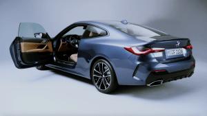 Das neue BMW 4er Coupé - Interieur - Fahrerorientiertes Cockpit