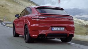 Die neuen Porsche Cayenne GTS-Modelle - Antrieb und Fahrwerk im Detail