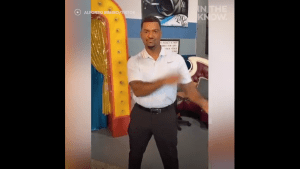 'Fresh Prince' star Alfonso Ribeiro blesses TikTok with his classic move, and we're living for it