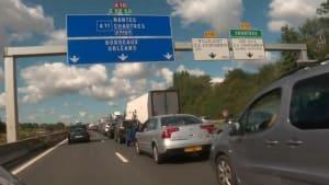 Von wegen Reisezurückhaltung: Frankreich fährt in den Urlaub