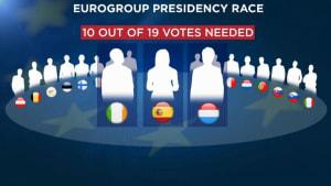 Wer wird neuer Eurogruppenchef? Die Kandidaten.