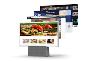 Philips' kitchen-friendly TV packs Google Assistant