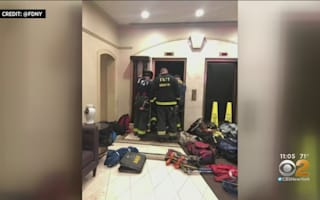 Man crushed to death by falling elevator in luxury New York apartment building