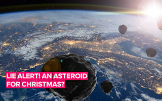 The truth about the 'Christmas asteroid'