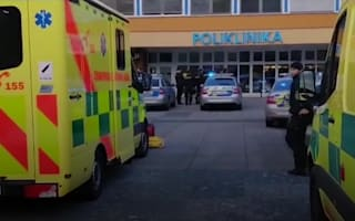 Six dead in shooting at Czech hospital