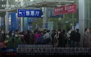 Wuhan residents savour light at the end of the tunnel as Covid-19 lockdown ends