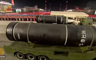 North Korea shows off new submarine-launched missiles after rare party congress