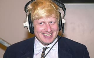 In pictures: Boris Johnson through the years