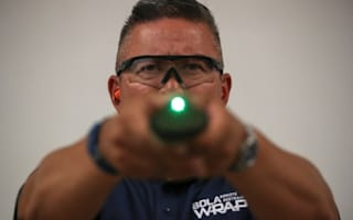 US Police get amazing alternative to tasering suspects