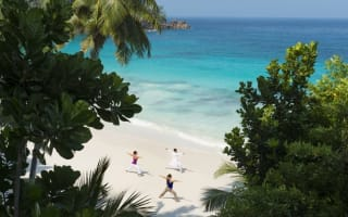 Ten Of The Worlds Best Hotels With Private Beaches