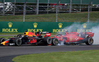 Vettel admits fault for Verstappen collision