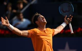 Jarry & Londero into Swedish Open final, Balazs stuns Djere in Umag