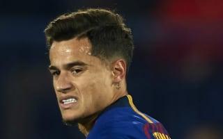 Coutinho unsure over Barcelona future