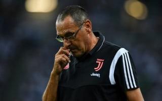 Sarri: Juventus were naive in Tottenham loss