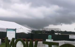 Mini tornado hits Manchester area