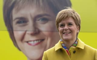 PM has 'ducked and dived' his way through election campaign, Sturgeon claims