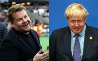 James Corden plays Boris Johnson in SNL sketch ahead of election week