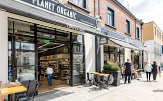 Planet Organic pushes forward with expansion despite challenging high street