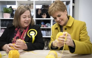 Kirsten Oswald elected as new SNP Westminster deputy leader