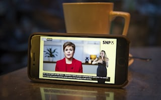Independence essential to help Scotland rebuild after Covid-19, Sturgeon insists