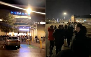 Midnight queues as Primark opens overnight at end of lockdown