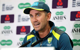 Justin Langer sees value in behind closed door matches when shutdown lifts
