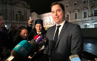 Fine Gael will enter government with Fianna Fail as 'last resort'