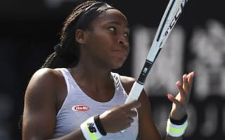 Coco Gauff shows she's made for big stage despite bowing out of Australian Open