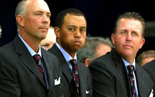Phil Mickelson hints at rematch of Tiger Woods showdown
