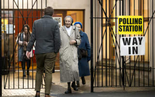 Polls close after voters brave wet weather across Northern Ireland