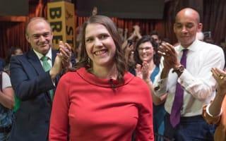 Jo Swinson becomes Liberal Democrats' first female leader after landslide win