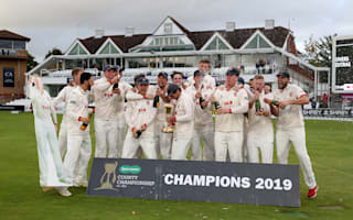 County cricketers agree to support package in bid to protect domestic game