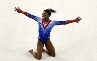 Simone Biles cried after hearing about Tokyo Olympics postponement