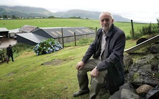 Corbyn warns of 'disastrous' impact of no-deal Brexit on farmers