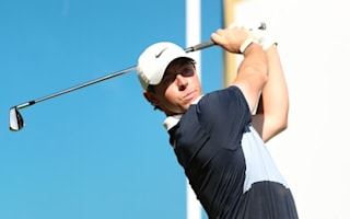 Rory McIlroy shines in Abu Dhabi to take first-round lead following flawless 64